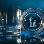 Лазерно гравиране на стъкло 19