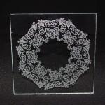 Лазерно гравиране на стъкло 36