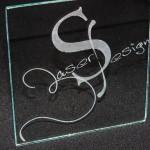 Лазерно гравиране на стъкло 35