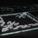 Лазерно гравиране на стъкло 25